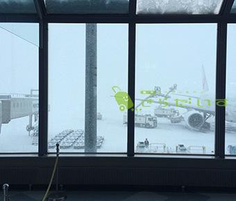 新千歳空港 欠航