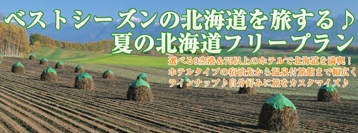 ベストシーズン北海道周遊